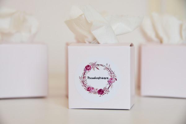 50 Freudentränen rosé
