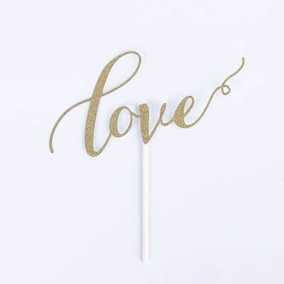 Cake Topper Love Cake Topper Hochzeit Candy Bar Marry You
