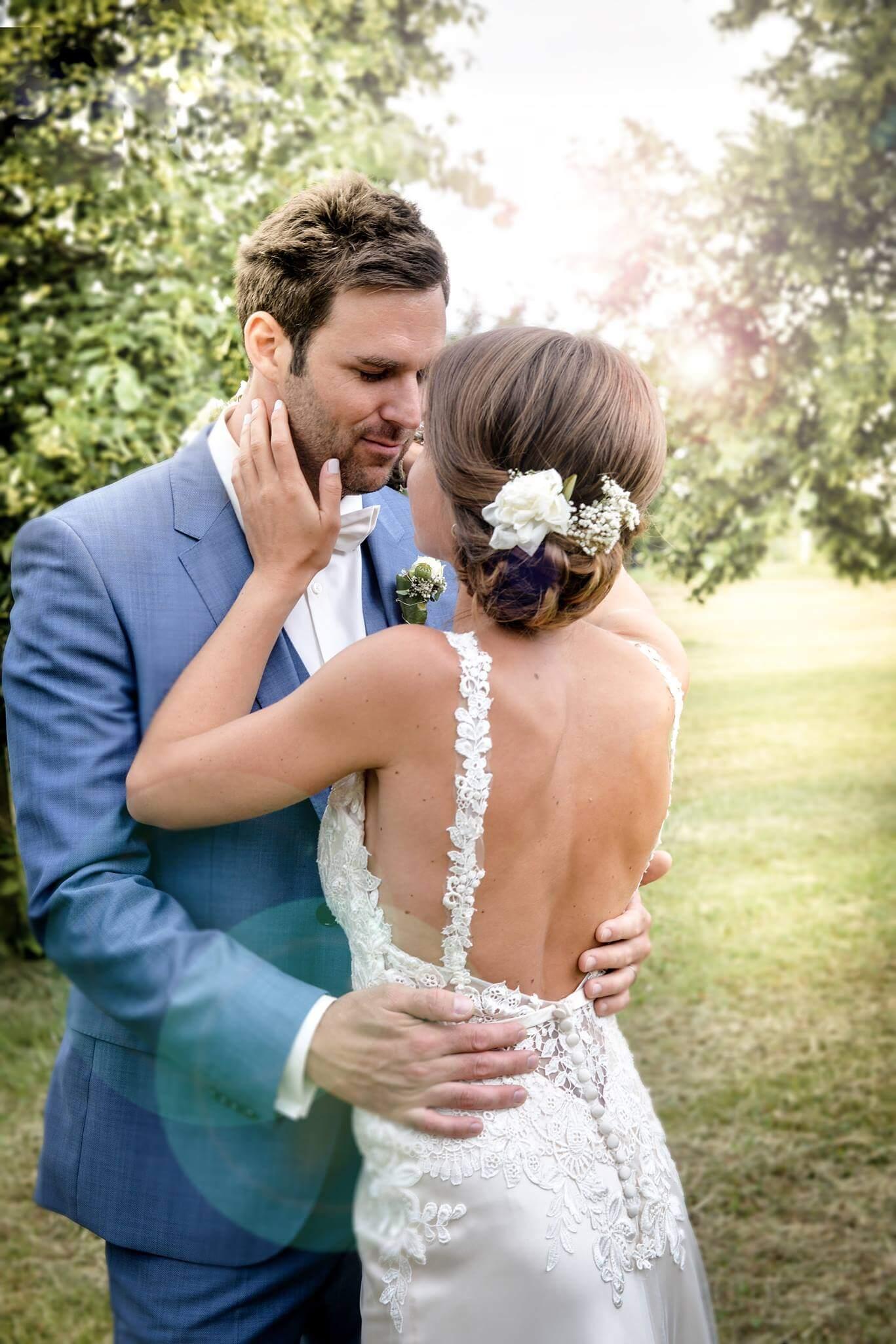 Hochzeit-Frisuren