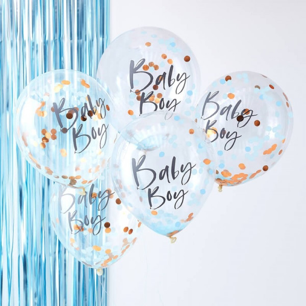 Baby Shower | Ballons Boy