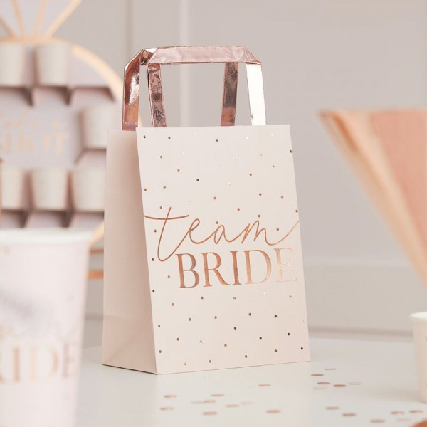 Rose Gold - Team Bride