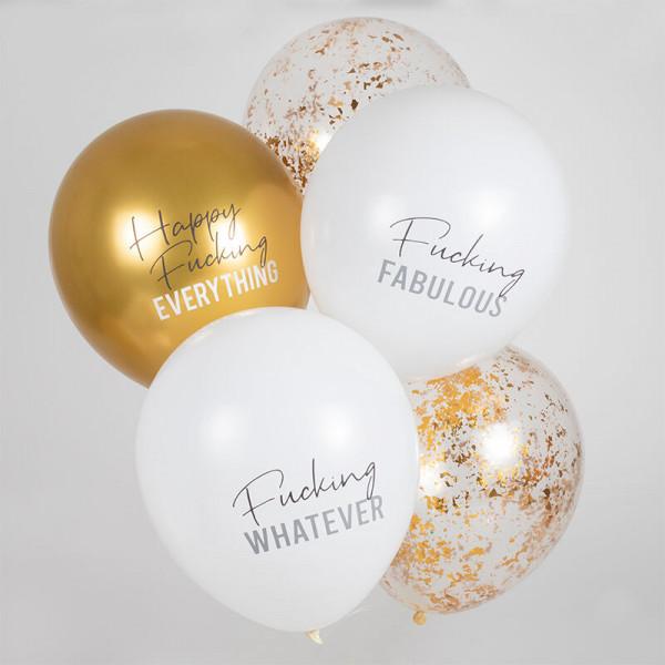 Fucking fabulous Ballons