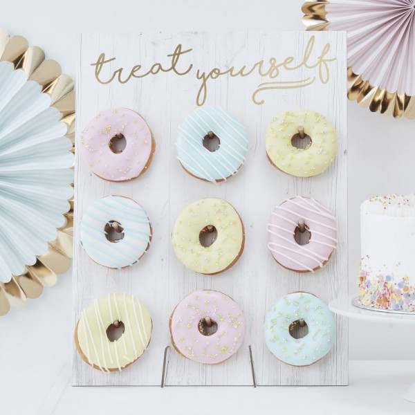 Donut Wall für die Candy Bar | Donut Wand kaufen. | Marry & You
